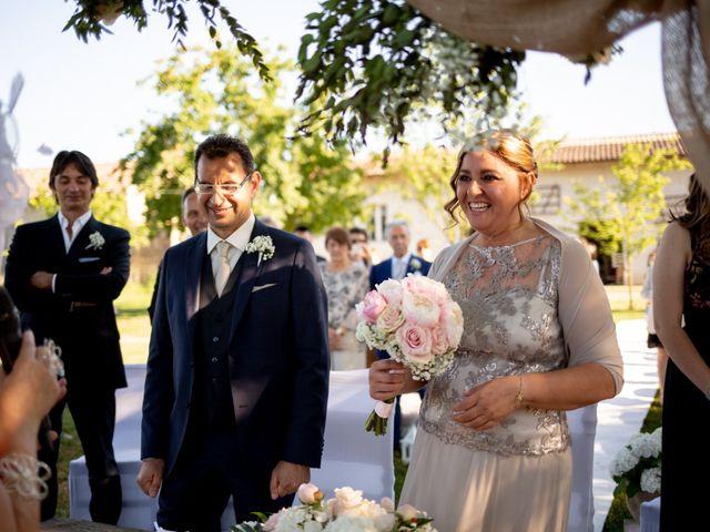 Il matrimonio di Raffaele e Monica a Cassolnovo, Pavia 37