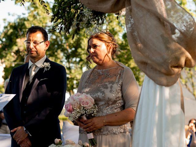 Il matrimonio di Raffaele e Monica a Cassolnovo, Pavia 40