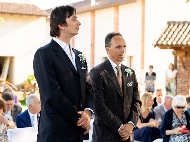 Il matrimonio di Raffaele e Monica a Cassolnovo, Pavia 41