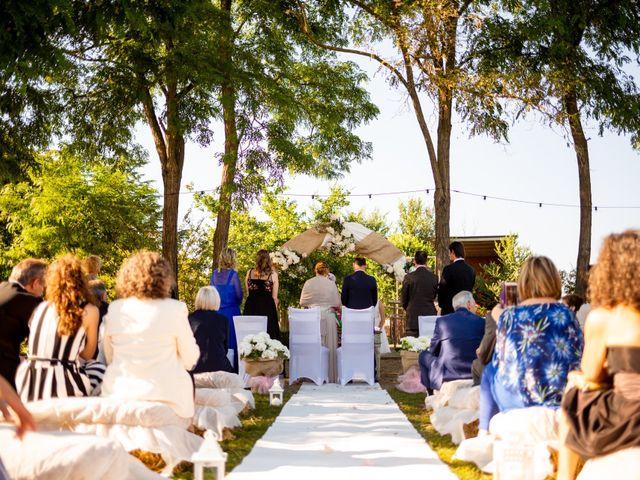 Il matrimonio di Raffaele e Monica a Cassolnovo, Pavia 42