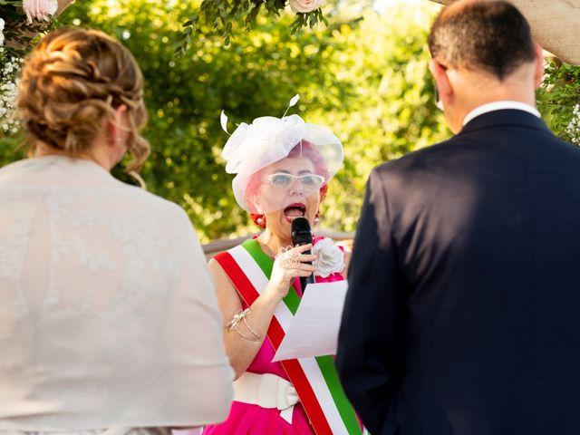 Il matrimonio di Raffaele e Monica a Cassolnovo, Pavia 44