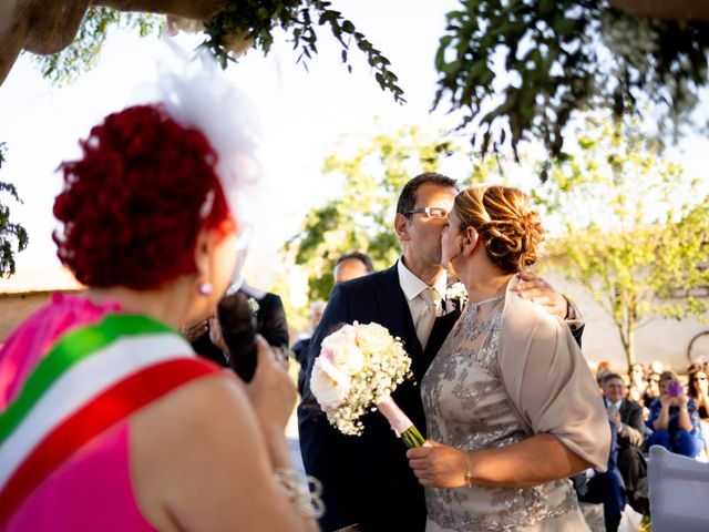 Il matrimonio di Raffaele e Monica a Cassolnovo, Pavia 46