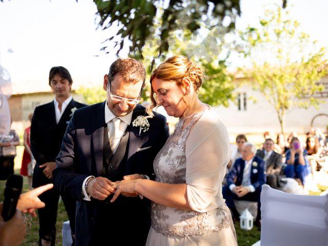 Il matrimonio di Raffaele e Monica a Cassolnovo, Pavia 48