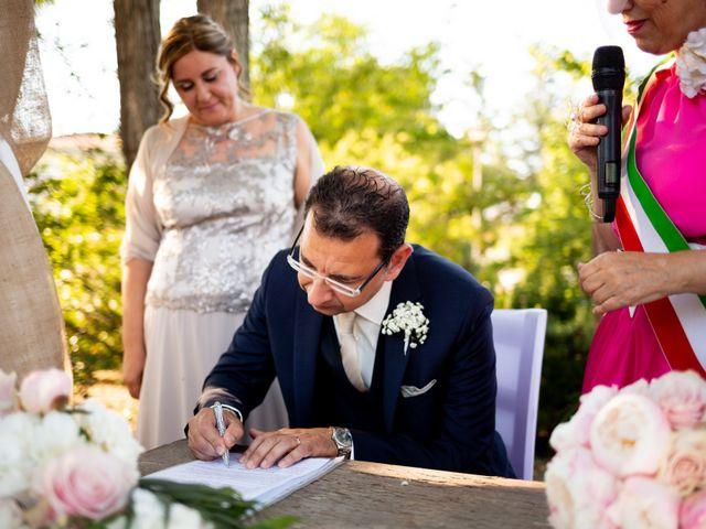 Il matrimonio di Raffaele e Monica a Cassolnovo, Pavia 51