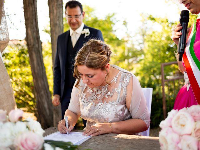 Il matrimonio di Raffaele e Monica a Cassolnovo, Pavia 52
