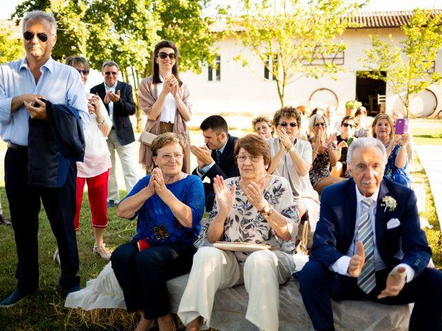 Il matrimonio di Raffaele e Monica a Cassolnovo, Pavia 53