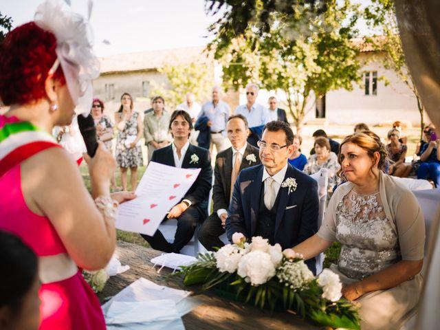 Il matrimonio di Raffaele e Monica a Cassolnovo, Pavia 58