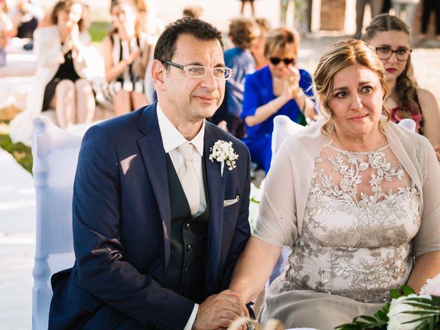 Il matrimonio di Raffaele e Monica a Cassolnovo, Pavia 60