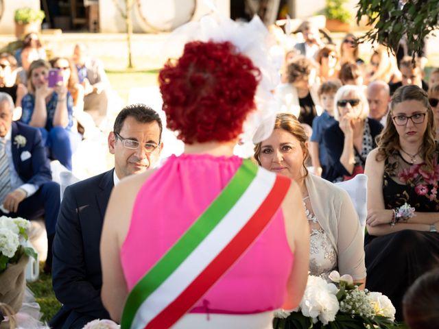 Il matrimonio di Raffaele e Monica a Cassolnovo, Pavia 61