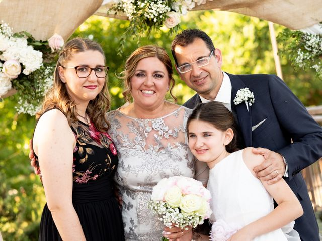 Il matrimonio di Raffaele e Monica a Cassolnovo, Pavia 64