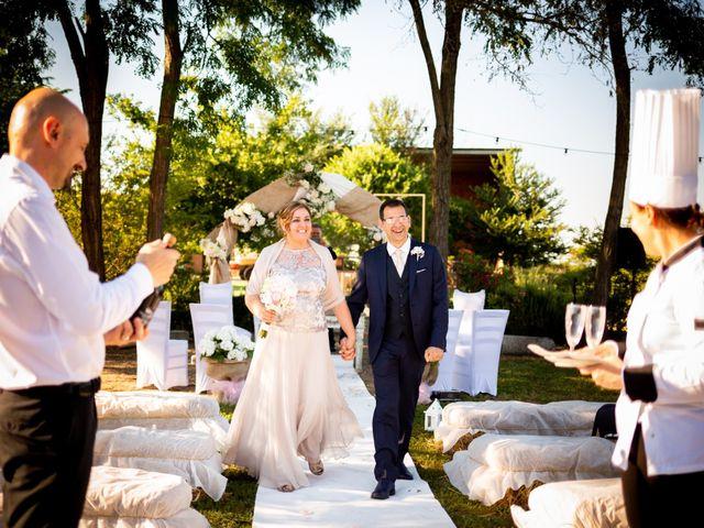 Il matrimonio di Raffaele e Monica a Cassolnovo, Pavia 65