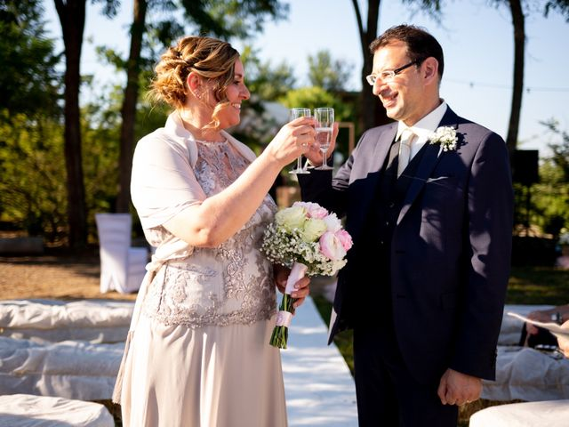 Il matrimonio di Raffaele e Monica a Cassolnovo, Pavia 66