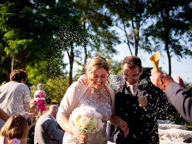 Il matrimonio di Raffaele e Monica a Cassolnovo, Pavia 68