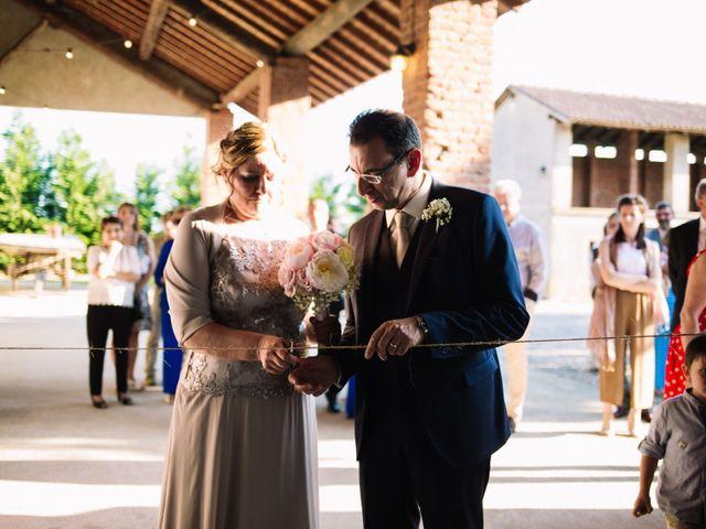 Il matrimonio di Raffaele e Monica a Cassolnovo, Pavia 74