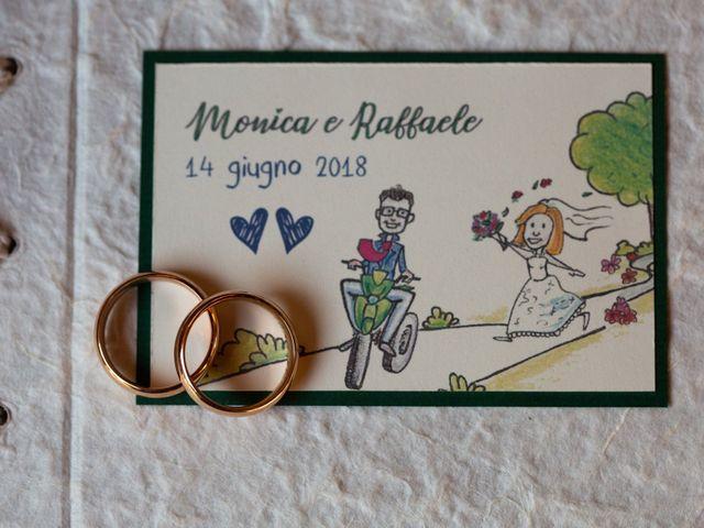 Il matrimonio di Raffaele e Monica a Cassolnovo, Pavia 79