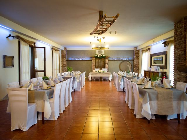 Il matrimonio di Raffaele e Monica a Cassolnovo, Pavia 82