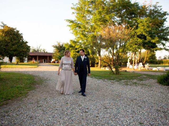 Il matrimonio di Raffaele e Monica a Cassolnovo, Pavia 97