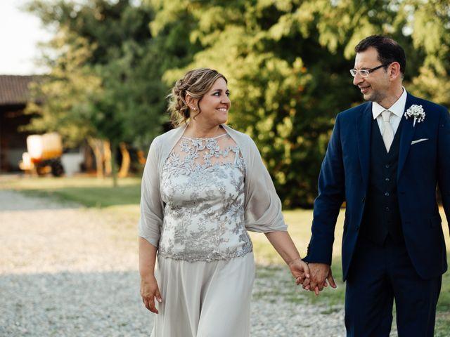 Il matrimonio di Raffaele e Monica a Cassolnovo, Pavia 98