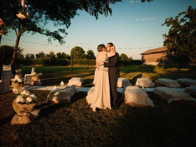 Il matrimonio di Raffaele e Monica a Cassolnovo, Pavia 99