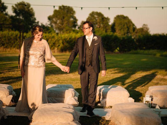 Il matrimonio di Raffaele e Monica a Cassolnovo, Pavia 100