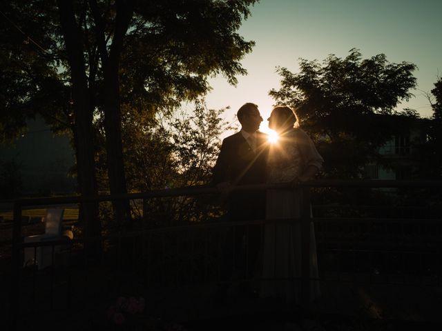 Il matrimonio di Raffaele e Monica a Cassolnovo, Pavia 101