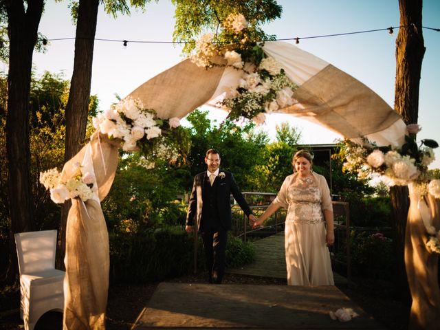 Il matrimonio di Raffaele e Monica a Cassolnovo, Pavia 104