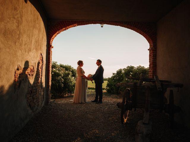 Il matrimonio di Raffaele e Monica a Cassolnovo, Pavia 107