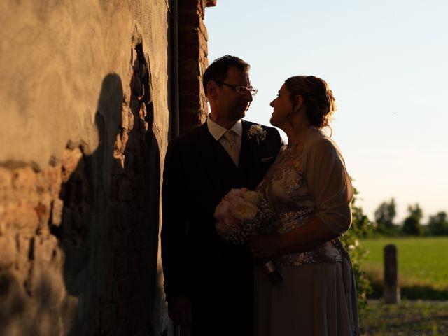 Il matrimonio di Raffaele e Monica a Cassolnovo, Pavia 108