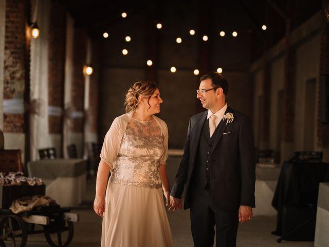 Il matrimonio di Raffaele e Monica a Cassolnovo, Pavia 112
