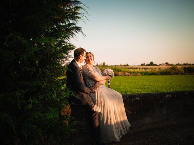 Il matrimonio di Raffaele e Monica a Cassolnovo, Pavia 114