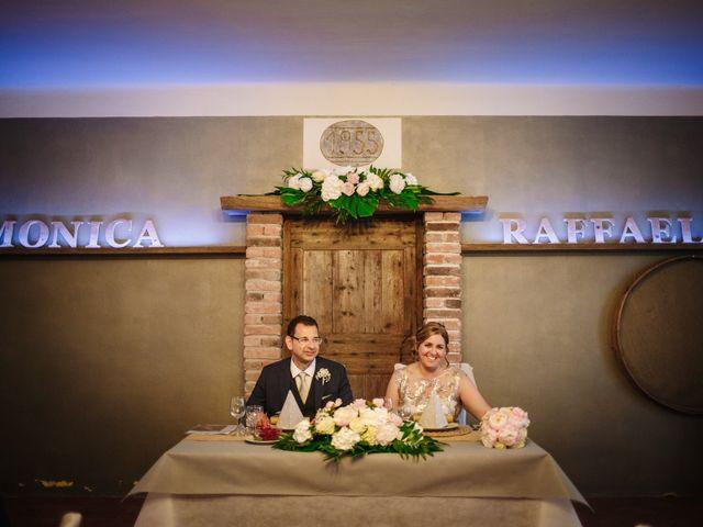 Il matrimonio di Raffaele e Monica a Cassolnovo, Pavia 117
