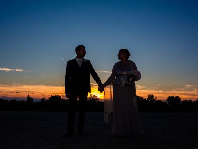Il matrimonio di Raffaele e Monica a Cassolnovo, Pavia 119