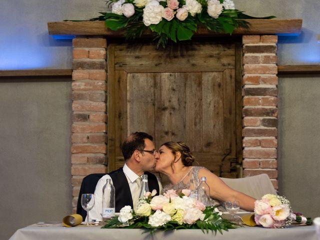 Il matrimonio di Raffaele e Monica a Cassolnovo, Pavia 125