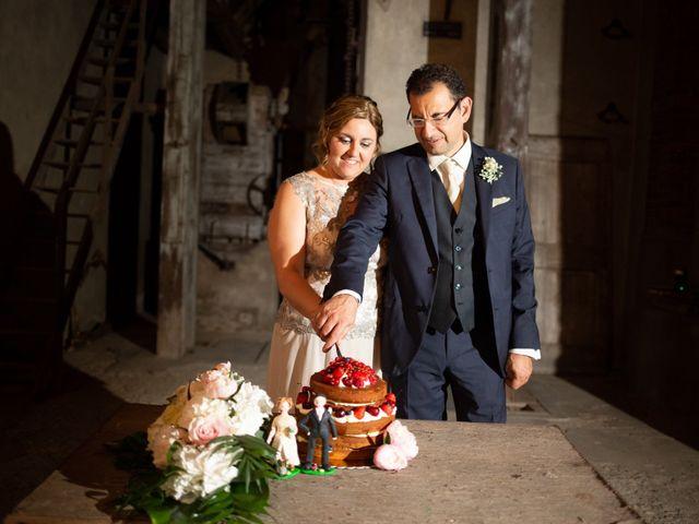 Il matrimonio di Raffaele e Monica a Cassolnovo, Pavia 131