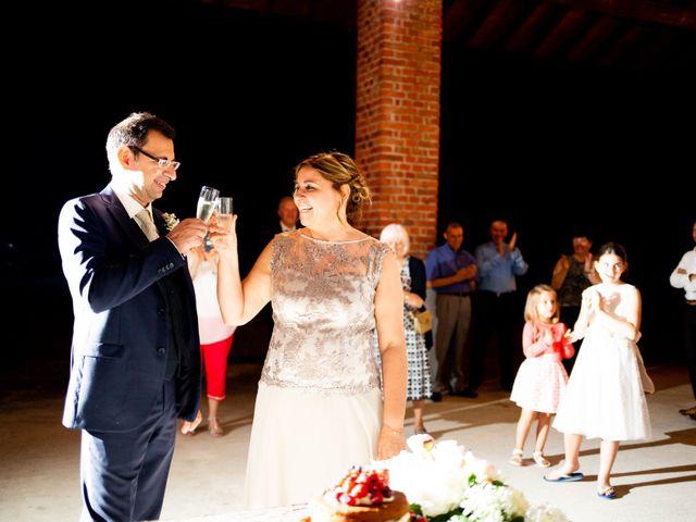 Il matrimonio di Raffaele e Monica a Cassolnovo, Pavia 132