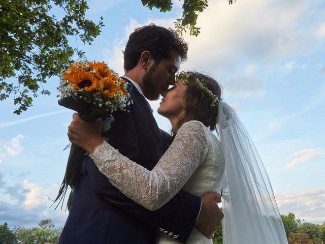 Le nozze di Erika e Patrizio