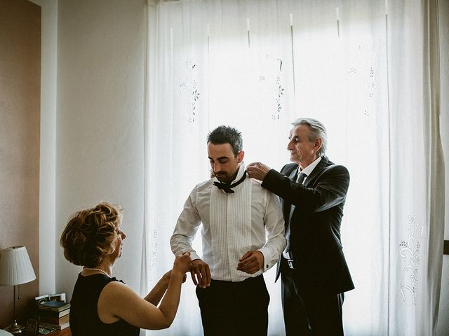 Il matrimonio di Marco e Bayda a Montecopiolo, Pesaro - Urbino 13