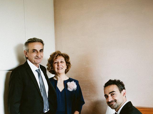 Il matrimonio di Marco e Bayda a Montecopiolo, Pesaro - Urbino 16