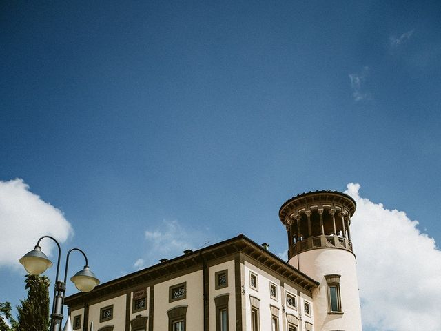 Il matrimonio di Marco e Bayda a Montecopiolo, Pesaro - Urbino 17