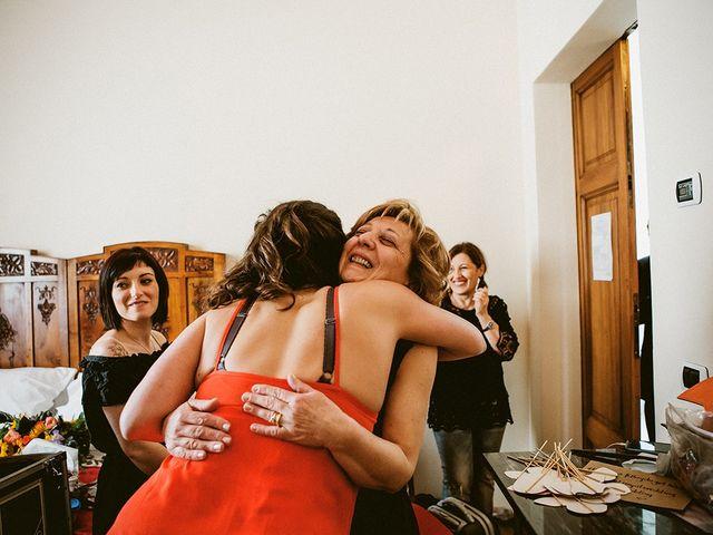 Il matrimonio di Marco e Bayda a Montecopiolo, Pesaro - Urbino 31