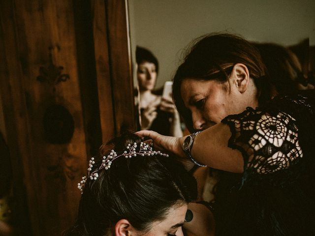 Il matrimonio di Marco e Bayda a Montecopiolo, Pesaro - Urbino 35