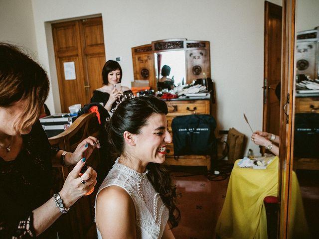 Il matrimonio di Marco e Bayda a Montecopiolo, Pesaro - Urbino 36