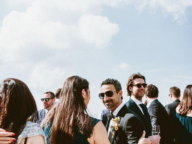 Il matrimonio di Marco e Bayda a Montecopiolo, Pesaro - Urbino 44