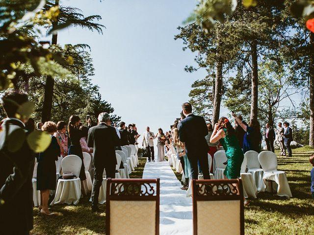 Il matrimonio di Marco e Bayda a Montecopiolo, Pesaro - Urbino 60