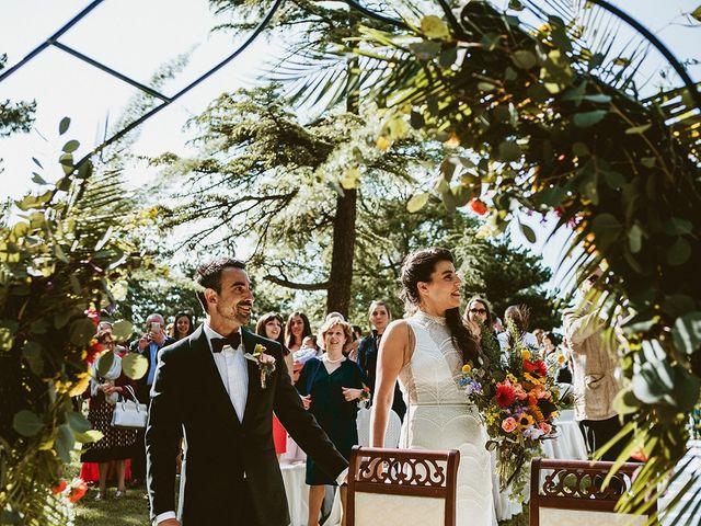 Il matrimonio di Marco e Bayda a Montecopiolo, Pesaro - Urbino 66