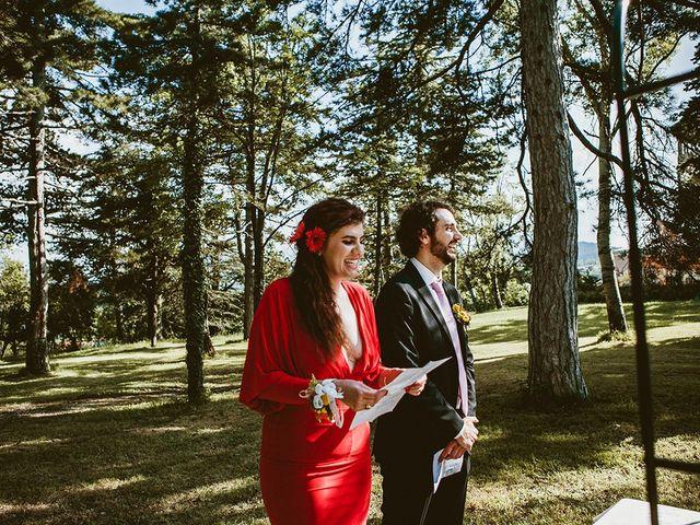 Il matrimonio di Marco e Bayda a Montecopiolo, Pesaro - Urbino 67