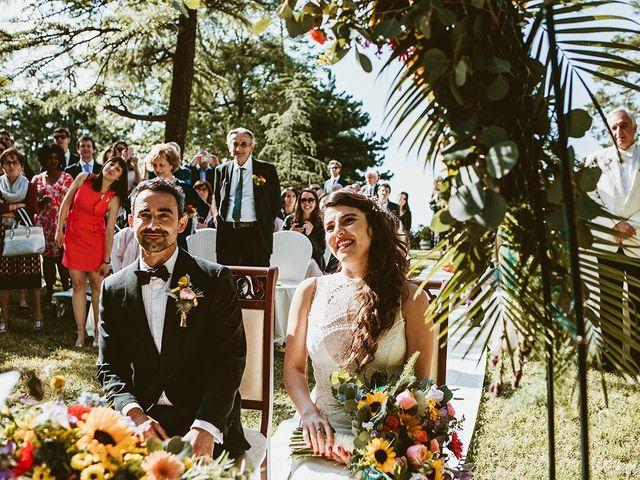 Il matrimonio di Marco e Bayda a Montecopiolo, Pesaro - Urbino 68
