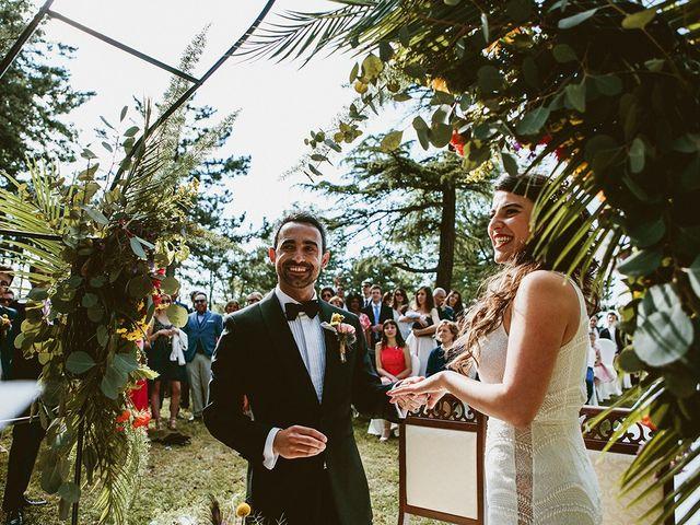 Il matrimonio di Marco e Bayda a Montecopiolo, Pesaro - Urbino 75