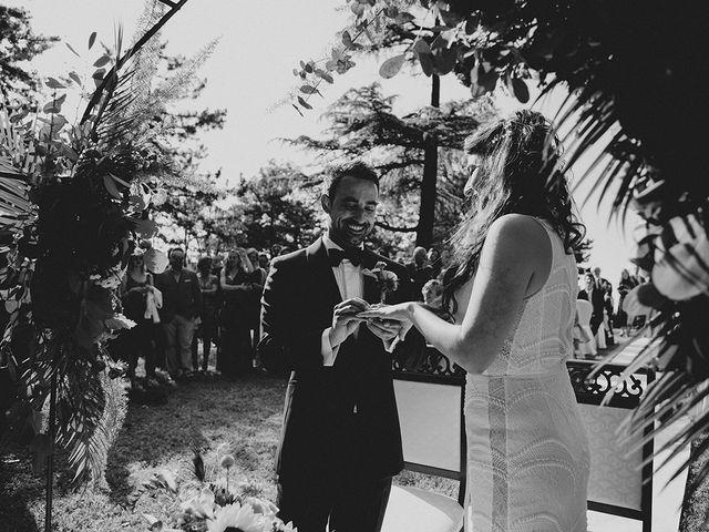 Il matrimonio di Marco e Bayda a Montecopiolo, Pesaro - Urbino 76