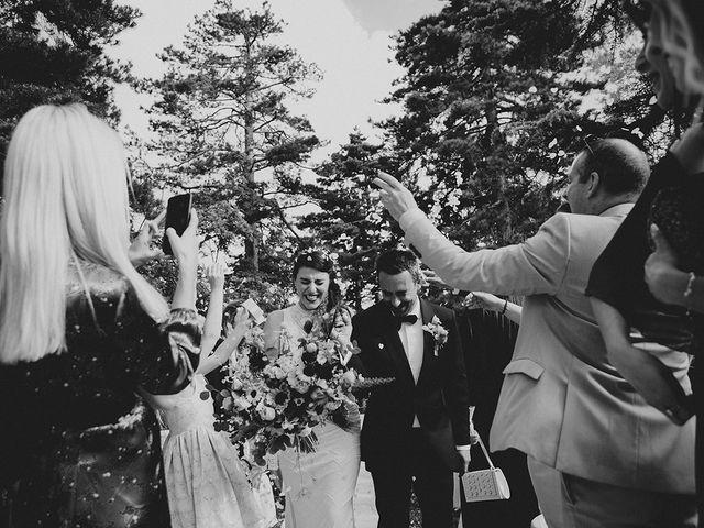 Il matrimonio di Marco e Bayda a Montecopiolo, Pesaro - Urbino 83